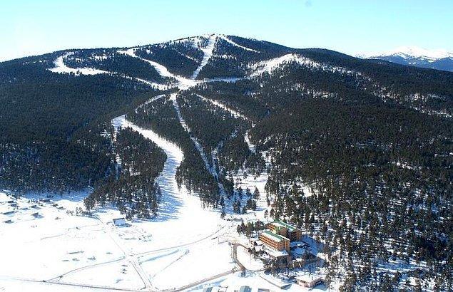 16. Kars - Sarıkamış, Cıbıltepe Kayak Merkezi
