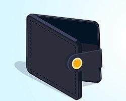 У вас кошелёк чёрного цвета