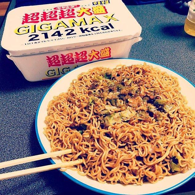 15. Devasa noodle: