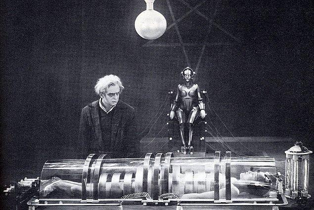 3. Metropolis (1927)