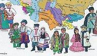 Тест: Вы истинный специалист по СССР, если сумеете определить, к каким этническим группам относятся титульные нации всех союзных республик