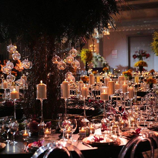 1. Öncelikle şunu söylemekte fayda var, bu yıl düğünler daha çok kapalı mekanlarda yapılacak.
