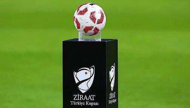 Ziraat Türkiye Kupası'nda ilk maçları 5-6-7 Şubat'ta oynanacak. Rövanş maçları ise 26-27-28 Şubat'ta oynanacak.