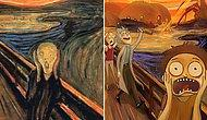 Artist Turns Classical Paintings Into Pop Culture Characters And They're Hilarious!