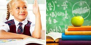 Тест: «Садись, пять» или «садись, два»? Насколько крепки ваши школьные знания