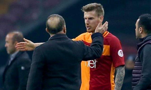 Fatih Terim'in bu sezon kadrosunda düşünmediği genç isim Galatasaray ile yollarını ayırdı.