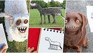 6 Year Old Boy's Cute Drawings Turns Into Reality And They're Beyond Sweet!