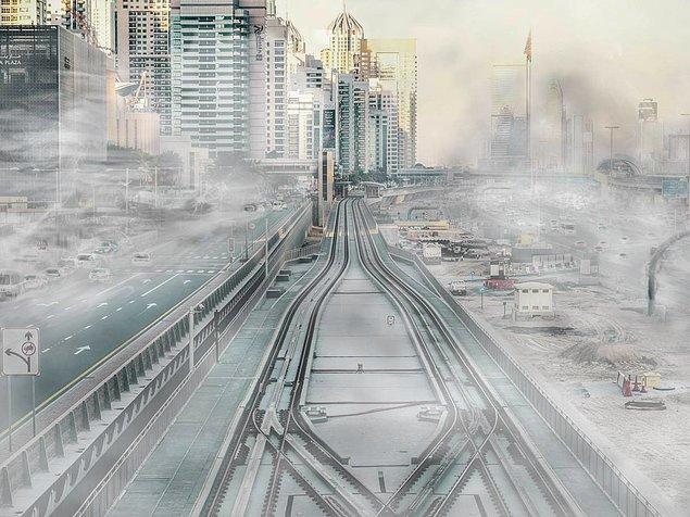 Dubai de kirli sayılan şehirler arasında yerini alıyor, 83. sırada.
