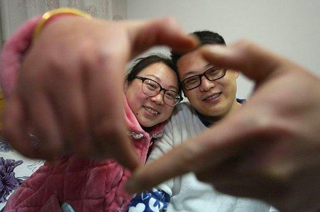 """Gözlerini açtığında ise ilk söylediği şey erkek arkadaşının ismi """"Zhang"""" oldu."""