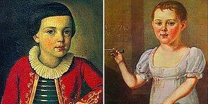 Тест: Вы обладаете уникальной интуицией, если сможете узнать русских писателей по их детским фото