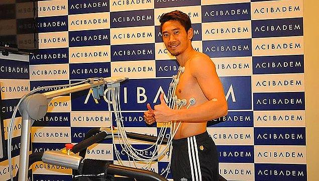 Shinji Kagawa ➡️ Beşiktaş