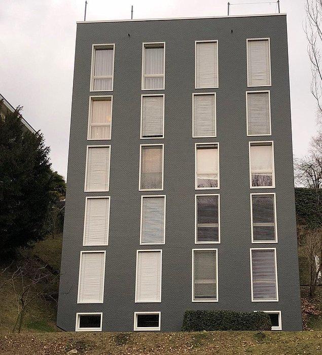 10. Sıra dışı pencereler;