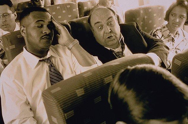 İlginç olan gerçek ise araştırmaya katılan yolcuların sadece %17'si iletişim kurmama konusunda dürüst ve direkt davranabiliyor.
