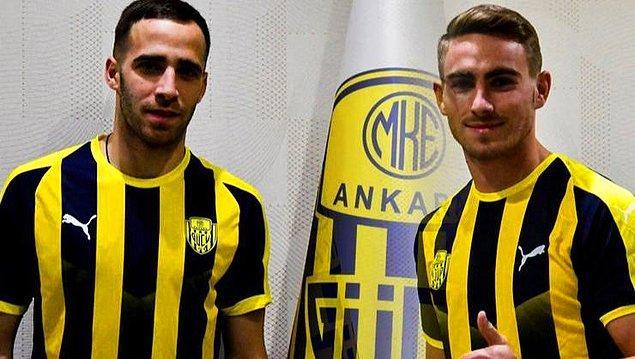 Ara transferin en hareketli takımı Ankaragücü oldu.
