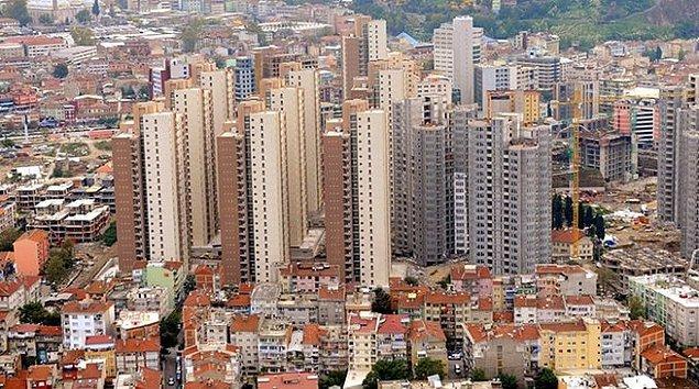 'Binalar zemin artı beş katı geçmemeli'