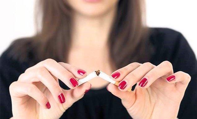 Dünya Sigarayı Bırakma Günü