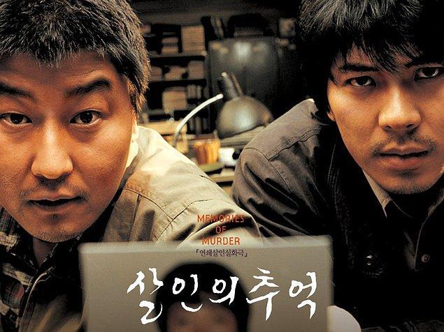 5. Memories of Murder - IMDb Puanı: 8.1