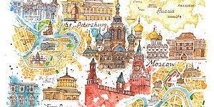Сможете ли вы ответить, к какому городу или региону России относится фото, и получить хотя бы половину правильных ответов?