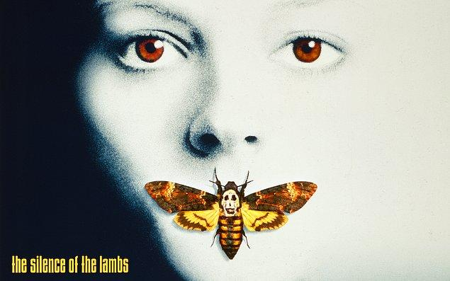 1. The Silence of the Lambs - IMDb Puanı: 8.6