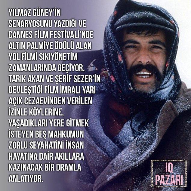 3. Yol, 1981 yılında hem Türkiye'de hem de dünyada büyük ses getiren filmler arasındaydı.
