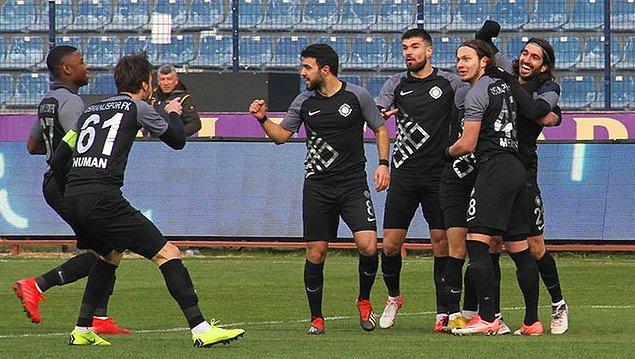Bir başka senaryo ise 1. Lig'deki Osmanlıspor'un isim hakkının satın alınıp takımın gelecek yıl Süper Lig'i hedeflemesi.