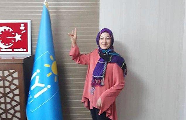 Siyasete İYİ Parti'de başlayan 2000 doğumlu Hilal Ülkü Türedi, Konya'nın Taşkent ilçesinden aday oldu.