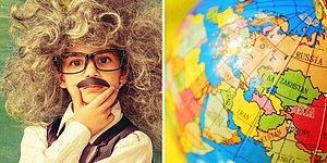 Тест, который определит ваш географический IQ