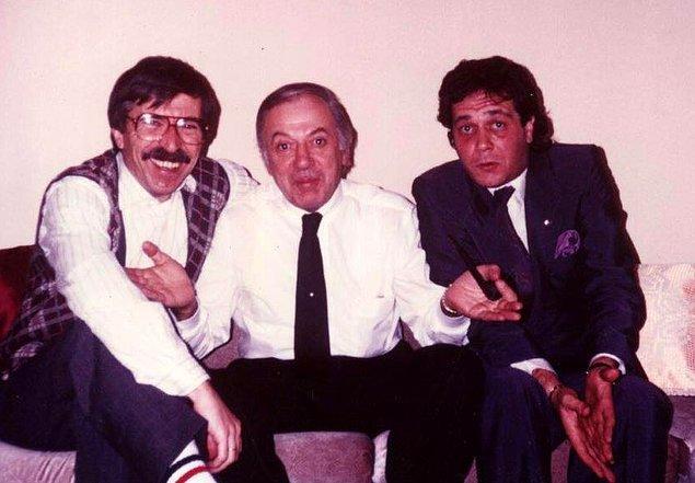 TRT'deki programlara kısa güldürü bölümleri hazırladı.