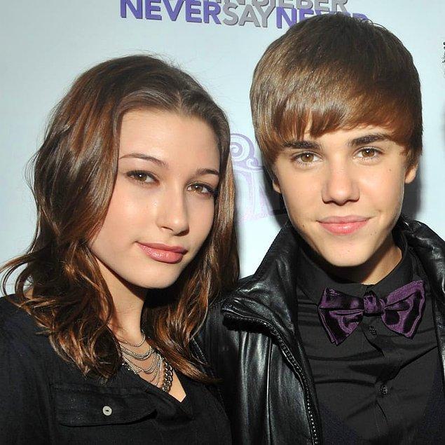 Tüm dedikoduların aksine, Hailey öncesinde Justin Bieber hayranı değilmiş. Önce arkadaş olan ikili daha sonra çıkmaya başlamış.