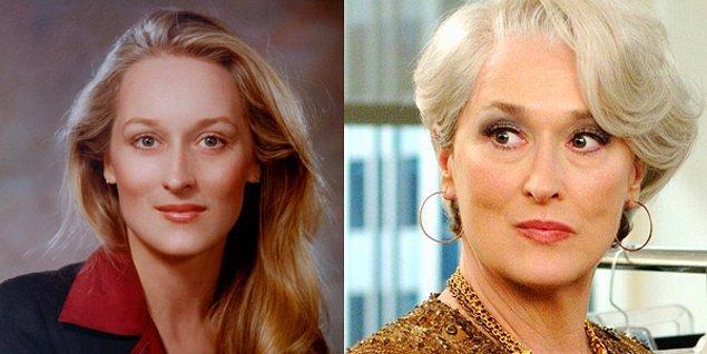 3. Meryl Streep