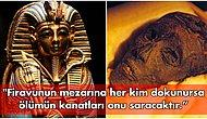 Altın Hazinelerle Dolu Mezarına Dokunan Her Kişiyi Lanetleyen ve Ölüm Sebebi Bugün Bile Çözülememiş Çocuk Firavun: Tutankamon