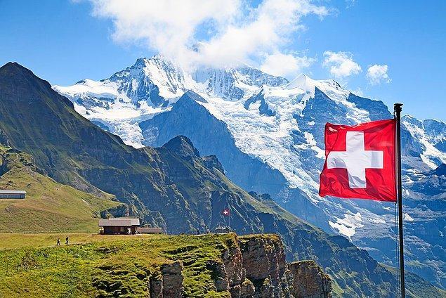 7. İsviçre