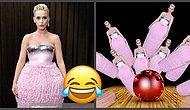 Платье как провал: Странный объемный наряд Кэти Перри стал мемом