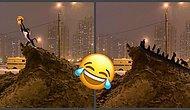 Мемом становятся не только люди: Питерский сугроб стал предметом шуток пользователей Сети