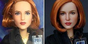 Художница их Украины снимает макияж с кукол, чтобы нанести более реалистичный