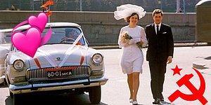 Тест: «Горько!», или Что вы знаете о свадьбах в СССР?