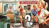 Тест о жизни в СССР, который пройдет только сам живший в СССР! :)