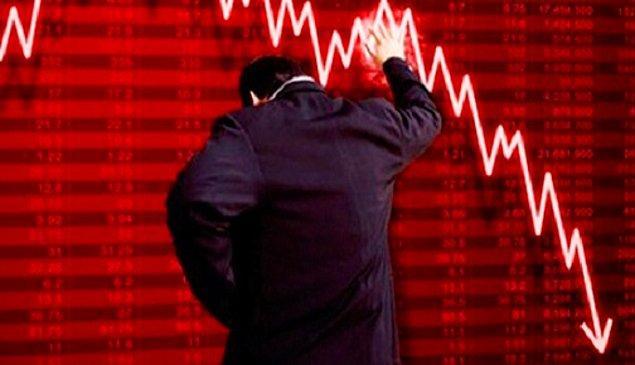 2009: Dünyada ekonomik kriz.