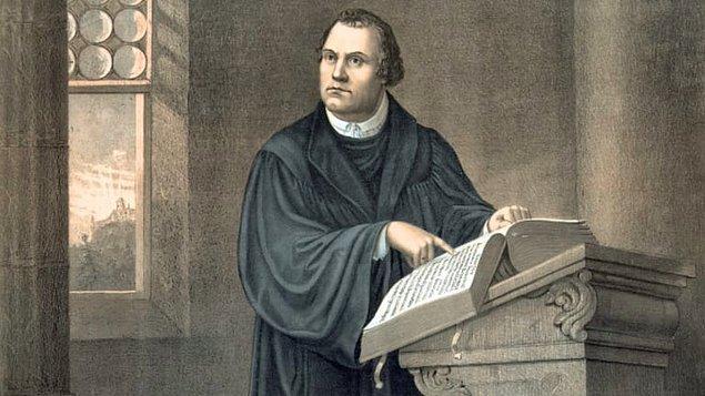 1546: Alman dini reformist Martin Luther hayat gözlerini yumdu.