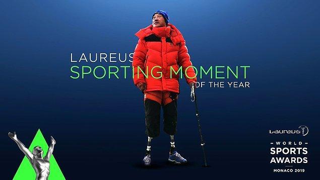 Yılın En İyi Spor Anı: Xia Boyu