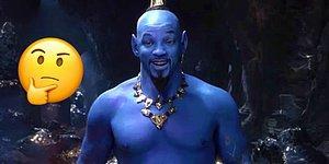Синий Уилл Смит: Пользователи Сети не были готовы к новому Джинну в исполнении актера