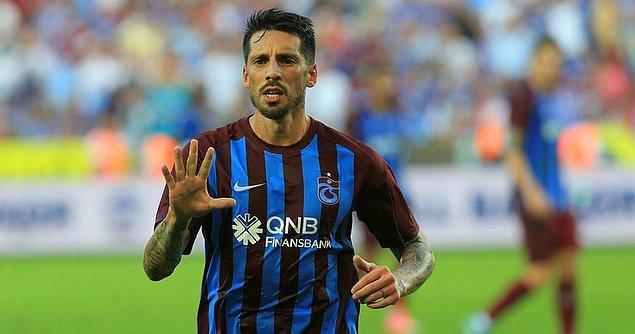 17. Sosa - Trabzonspor