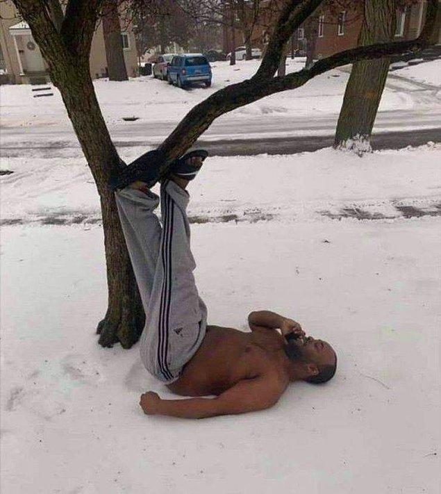 Говорят, в России холодно. Брехня!