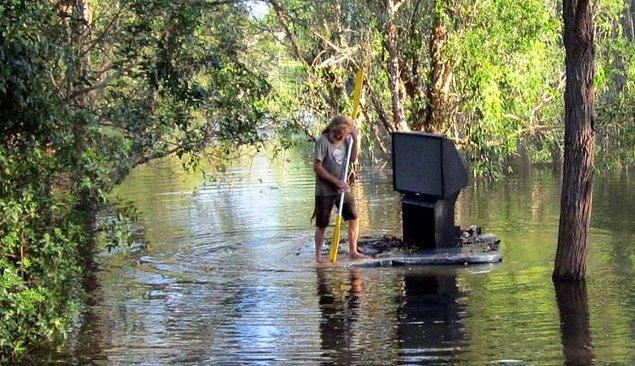 Как выглядит переезд в джунглях Амазонки