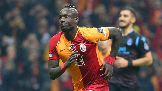10. Diagne - Galatasaray