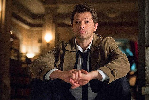 15. Supernatural dizisindeki bu karakterin adı?