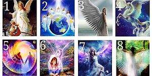 Тест: Выбрав ангела-хранителя, вы получите послание свыше