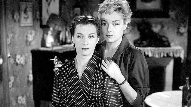 9. Şeytan Ruhlu İnsanlar (1955) Les Diaboliques