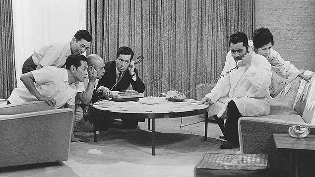 3. Yüksek ve Alçak (1963) Tengoku to Jigoku