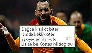 Mitroglou Son Dakikada Galatasaray'ı Hayata Döndürdü! Akhisarspor Maçının Ardından Yaşananlar ve Tepkiler